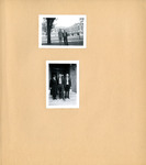 George Lotzenhiser scrapbook, 1941-1942, page 1 by George W. Lotzenhiser