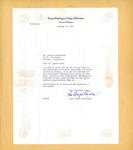 George Lotzenhiser scrapbook, 1941-1942, page 3 by George W. Lotzenhiser and William Lloyd Rowler