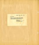 George Lotzenhiser scrapbook, 1941-1942, page 6 by George W. Lotzenhiser and William Lloyd Rowler