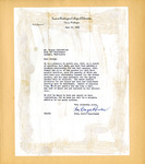 George Lotzenhiser scrapbook, 1941-1942, page 7 by George W. Lotzenhiser and William Lloyd Rowler