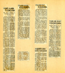 George Lotzenhiser scrapbook, 1941-1942, page 15 by George W. Lotzenhiser