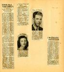 George Lotzenhiser scrapbook, 1941-1942, page 16 by George W. Lotzenhiser