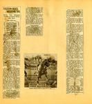 George Lotzenhiser scrapbook, 1941-1942, page 17 by George W. Lotzenhiser and Charles S. Stark