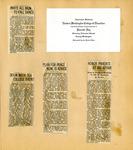 George Lotzenhiser scrapbook, 1941-1942, page 23 by George W. Lotzenhiser
