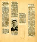 George Lotzenhiser scrapbook, 1941-1942, page 39