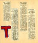 George Lotzenhiser scrapbook, 1941-1942, page 40