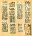 George Lotzenhiser scrapbook, 1941-1942, page 41 by George W. Lotzenhiser