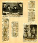 George Lotzenhiser scrapbook, 1941-1942, page 42