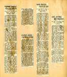 George Lotzenhiser scrapbook, 1941-1942, page 45 by George W. Lotzenhiser