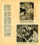 George Lotzenhiser scrapbook, 1941-1942, page 50 by George W. Lotzenhiser