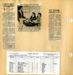George Lotzenhiser scrapbook, 1941-1942, page 52