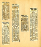 George Lotzenhiser scrapbook, 1941-1942, page 53 by George W. Lotzenhiser