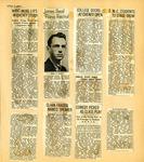 George Lotzenhiser scrapbook, 1941-1942, page 55