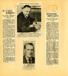George Lotzenhiser scrapbook, 1941-1942, page 56 by George W. Lotzenhiser