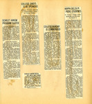 George Lotzenhiser scrapbook, 1941-1942, page 57 by George W. Lotzenhiser