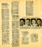 George Lotzenhiser scrapbook, 1941-1942, page 60