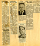 George Lotzenhiser scrapbook, 1941-1942, page 64 by George W. Lotzenhiser