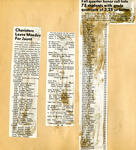 George Lotzenhiser scrapbook, 1941-1942, page 69 by George W. Lotzenhiser