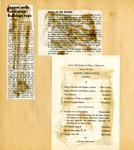 George Lotzenhiser scrapbook, 1941-1942, page 73 by George W. Lotzenhiser