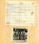 George Lotzenhiser scrapbook, 1941-1942, page 75 by George W. Lotzenhiser