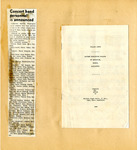 George Lotzenhiser scrapbook, 1941-1942, page 77 by George W. Lotzenhiser