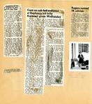 George Lotzenhiser scrapbook, 1941-1942, page 91