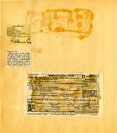 George Lotzenhiser scrapbook, 1941-1942, page 111 by George W. Lotzenhiser