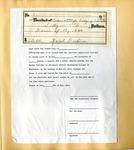 George Lotzenhiser scrapbook, 1941-1942, page 114 by George W. Lotzenhiser