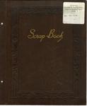 George Lotzenhiser scrapbook, 1945-1947; 1961-1965, cover by G. W. (George W.) Lotzenhiser