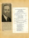 George Lotzenhiser scrapbook, 1945-1947; 1961-1965 page 6
