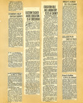 George Lotzenhiser scrapbook, 1945-1947; 1961-1965 page 7 by G. W. (George W.) Lotzenhiser