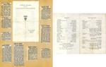 George Lotzenhiser scrapbook, 1945-1947; 1961-1965 page 8