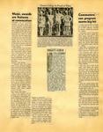 George Lotzenhiser scrapbook, 1945-1947; 1961-1965 page 9