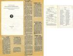 George Lotzenhiser scrapbook, 1945-1947; 1961-1965 page 15 by Eastern Washington College of Education and G. W. (George W.) Lotzenhiser