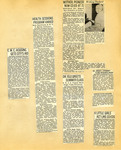 George Lotzenhiser scrapbook, 1945-1947; 1961-1965 page 16 by G. W. (George W.) Lotzenhiser