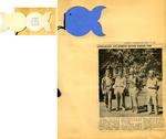 George Lotzenhiser scrapbook, 1945-1947; 1961-1965 page 18 by G. W. (George W.) Lotzenhiser