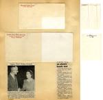 George Lotzenhiser scrapbook, 1945-1947; 1961-1965 page 19 by G. W. (George W.) Lotzenhiser