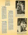George Lotzenhiser scrapbook, 1945-1947; 1961-1965 page 20 by G. W. (George W.) Lotzenhiser