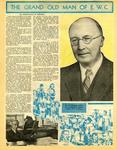 George Lotzenhiser scrapbook, 1945-1947; 1961-1965 page 23