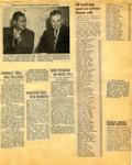 George Lotzenhiser scrapbook, 1945-1947; 1961-1965 page 38