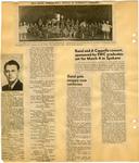 George Lotzenhiser scrapbook, 1945-1947; 1961-1965 page 43 by G. W. (George W.) Lotzenhiser