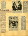 George Lotzenhiser scrapbook, 1945-1947; 1961-1965 page 46