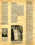 George Lotzenhiser scrapbook, 1945-1947; 1961-1965 page 49