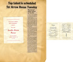 George Lotzenhiser scrapbook, 1945-1947; 1961-1965 page 50