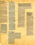 George Lotzenhiser scrapbook, 1945-1947; 1961-1965 page 51 by G. W. (George W.) Lotzenhiser