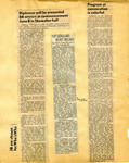 George Lotzenhiser scrapbook, 1945-1947; 1961-1965 page 52 by G. W. (George W.) Lotzenhiser