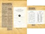 George Lotzenhiser scrapbook, 1945-1947; 1961-1965 page 54 by G. W. (George W.) Lotzenhiser