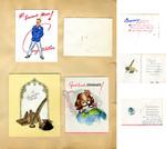 George Lotzenhiser scrapbook, 1945-1947; 1961-1965 page 56