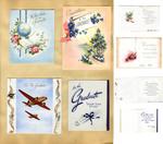 George Lotzenhiser scrapbook, 1945-1947; 1961-1965 page 58