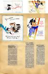George Lotzenhiser scrapbook, 1945-1947; 1961-1965 page 59